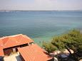 Balcony - view - Apartment A-8300-c - Apartments and Rooms Tkon (Pašman) - 8300