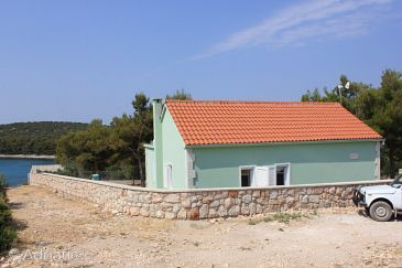 Property Uvala Soline (Pašman) - Accommodation 8326 - Vacation Rentals near sea.