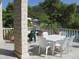 Terrace - Apartment A-8337-a - Apartments Pasadur (Lastovo) - 8337