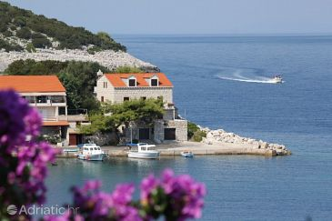 Property Zaklopatica (Lastovo) - Accommodation 8340 - Apartments near sea.