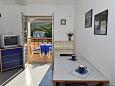 Dining room - Studio flat AS-8351-a - Apartments Pasadur (Lastovo) - 8351
