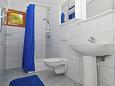 Bathroom - Studio flat AS-8351-a - Apartments Pasadur (Lastovo) - 8351