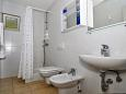 Bathroom - Studio flat AS-8351-b - Apartments Pasadur (Lastovo) - 8351