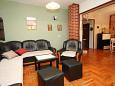 Kraj, Living room u smještaju tipa apartment, dostupna klima i WIFI.