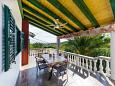 Terrace - House K-8381 - Vacation Rentals Lukoran (Ugljan) - 8381
