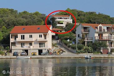 Property Pasadur (Lastovo) - Accommodation 8390 - Apartments near sea.