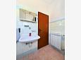 Bathroom - Apartment A-8411-a - Apartments Tkon (Pašman) - 8411