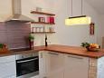 Kitchen - Studio flat AS-8424-b - Apartments Ždrelac (Pašman) - 8424
