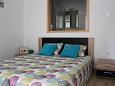 Bedroom 1 - Studio flat AS-8424-b - Apartments Ždrelac (Pašman) - 8424