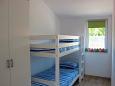 Bedroom 2 - Studio flat AS-8424-b - Apartments Ždrelac (Pašman) - 8424