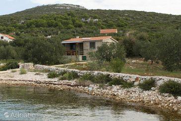 Property Uvala Sveti Ante (Pašman) - Accommodation 8499 - Vacation Rentals near sea.
