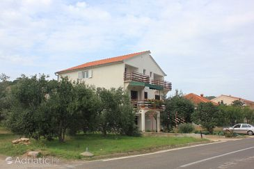 Property Kraj (Pašman) - Accommodation 8502 - Apartments with sandy beach.