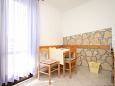 Dining room - Apartment A-8512-b - Apartments Rukavac (Vis) - 8512