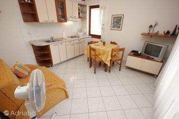 Muline, Dining room u smještaju tipa apartment, dostupna klima i WIFI.