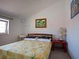 Bedroom 1 - Apartment A-8523-a - Apartments Poljana (Ugljan) - 8523