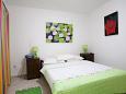 Bedroom - Apartment A-8523-d - Apartments Poljana (Ugljan) - 8523