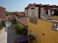 Poljana, Ugljan, Courtyard 8523 - Apartments blizu mora.