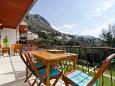 Balcony - Apartment A-8542-a - Apartments Mlini (Dubrovnik) - 8542
