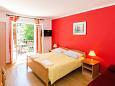 Bedroom 1 - Apartment A-8543-a - Apartments Mlini (Dubrovnik) - 8543
