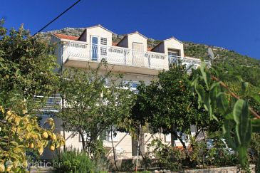 Property Brsečine (Dubrovnik) - Accommodation 8549 - Apartments with pebble beach.