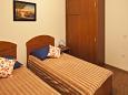 Dubrovnik, Schlafzimmer 1 in folgender Unterkunftsart apartment, dostupna klima i WIFI.