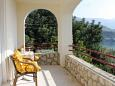 Terrace - Studio flat AS-8571-a - Apartments Mlini (Dubrovnik) - 8571