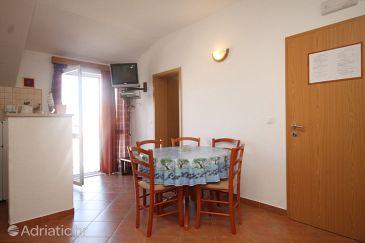 Cavtat, Dining room u smještaju tipa apartment, dostupna klima, dopusteni kucni ljubimci i WIFI.