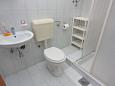 Bathroom - Studio flat AS-859-b - Apartments Biograd na Moru (Biograd) - 859