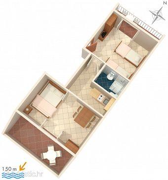 Apartment A-862-c - Apartments Biograd na Moru (Biograd) - 862