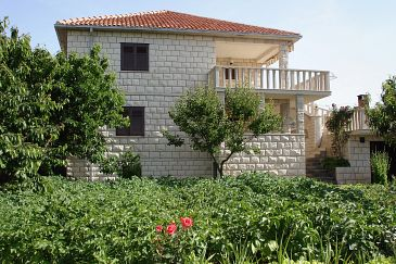 Property Povlja (Brač) - Accommodation 8628 - Apartments with pebble beach.