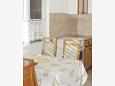 Dining room - Studio flat AS-863-a - Apartments Biograd na Moru (Biograd) - 863