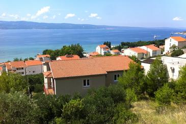 Property Duće (Omiš) - Accommodation 8631 - Apartments near sea with sandy beach.