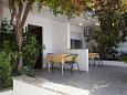 Terrace - Studio flat AS-8635-b - Apartments and Rooms Podstrana (Split) - 8635
