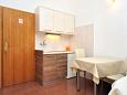 Kitchen - Studio flat AS-8639-d - Apartments and Rooms Podstrana (Split) - 8639