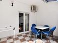 Terrace - Studio flat AS-8639-d - Apartments and Rooms Podstrana (Split) - 8639