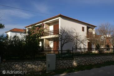 Biograd na Moru, Biograd, Property 864 - Rooms with pebble beach.