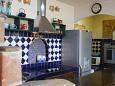 Okrug Gornji, Kitchen u smještaju tipa house, dopusteni kucni ljubimci i WIFI.