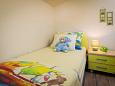 Okrug Gornji, Bedroom 2 u smještaju tipa house, dopusteni kucni ljubimci i WIFI.
