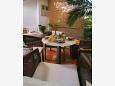 Terrace 3 - House K-8645 - Vacation Rentals Okrug Gornji (Čiovo) - 8645