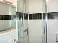 Bathroom - Apartment A-8653-a - Apartments Uvala Torac (Hvar) - 8653