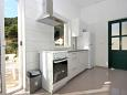 Kitchen - Studio flat AS-8653-a - Apartments Uvala Torac (Hvar) - 8653