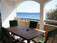 Terrace - Apartment A-8655-d - Apartments Mandre (Pag) - 8655