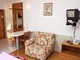 Living room - Studio flat AS-8677-a - Apartments Podstrana (Split) - 8677