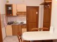 Kitchen - Studio flat AS-8677-a - Apartments Podstrana (Split) - 8677