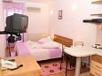 Bedroom - Studio flat AS-8677-c - Apartments Podstrana (Split) - 8677