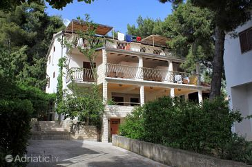 Property Ivan Dolac (Hvar) - Accommodation 8700 - Apartments near sea with pebble beach.