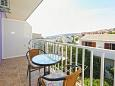 Balcony - Apartment A-8709-b - Apartments Hvar (Hvar) - 8709