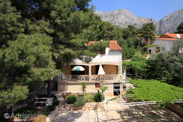 Property Ivan Dolac (Hvar) - Accommodation 8711 - Apartments near sea with pebble beach.