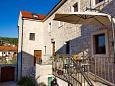 Terrace - Apartment A-8713-a - Apartments Jelsa (Hvar) - 8713