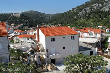 Property Hvar (Hvar) - Accommodation 8717 - Apartments and Rooms with pebble beach.